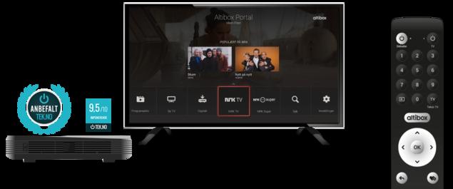 Ny TV-portal