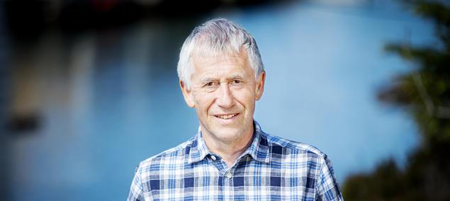 Elverksjef Nils Gunnar Gloppen